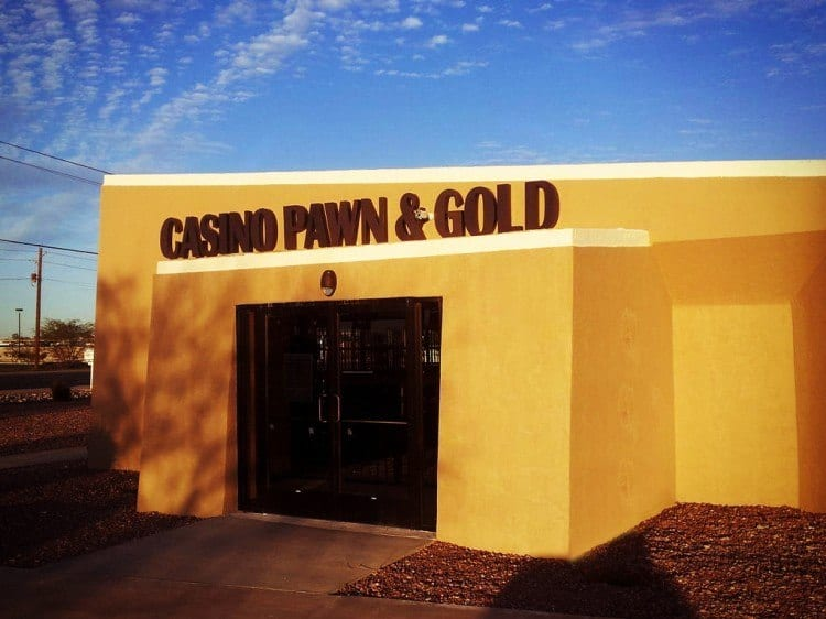 Pawn Shop Casa Grande, Entrance, Gold Buyer, Auto Title Loans, Cell Phone Store